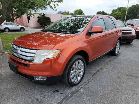 2008 Ford Edge for sale at Lakeshore Auto Wholesalers in Amherst OH
