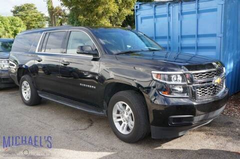 2019 Chevrolet Suburban for sale at Michael's Auto Sales Corp in Hollywood FL