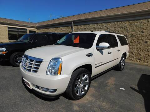 2011 Cadillac Escalade ESV for sale at Will Deal Auto & Rv Sales in Great Falls MT