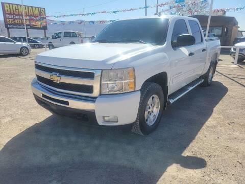 2011 Chevrolet Silverado 1500 for sale at Bickham Used Cars in Alamogordo NM