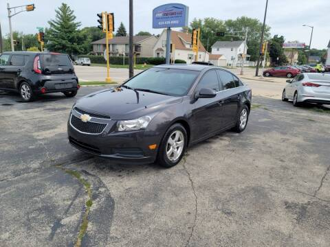 2014 Chevrolet Cruze for sale at MOE MOTORS LLC in South Milwaukee WI