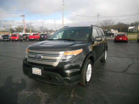 2015 Ford Explorer for sale at Windsor Auto Sales in Loves Park IL