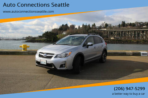 2016 Subaru Crosstrek for sale at Auto Connections Seattle in Seattle WA