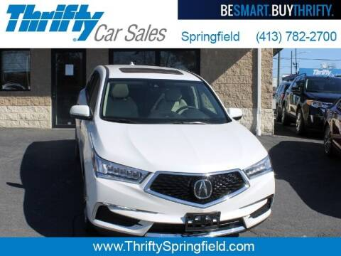 2018 Acura MDX for sale at Thrifty Car Sales Springfield in Springfield MA