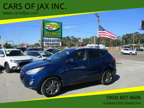 2015 Hyundai Tucson for sale at CARS OF JAX INC. in Jacksonville FL