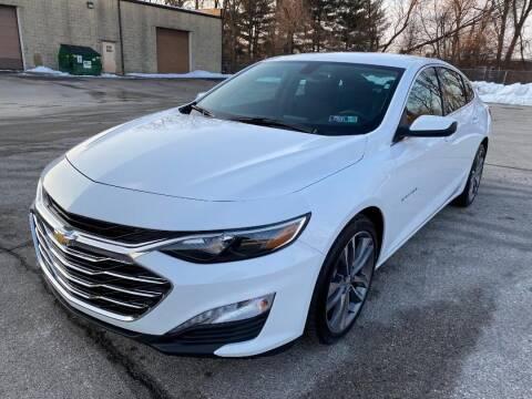 2021 Chevrolet Malibu for sale at Professionals Auto Sales in Philadelphia PA