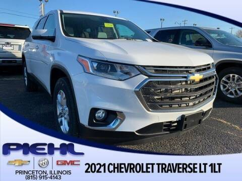 2021 Chevrolet Traverse for sale at Piehl Motors - PIEHL Chevrolet Buick Cadillac in Princeton IL