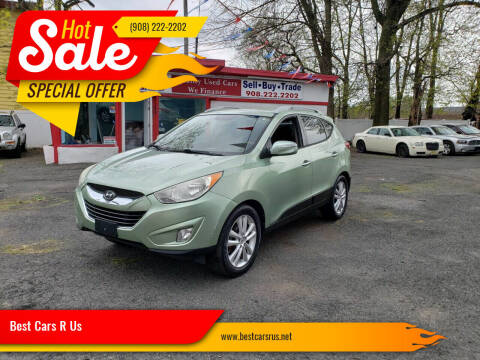 2010 Hyundai Tucson for sale at Best Cars R Us in Plainfield NJ