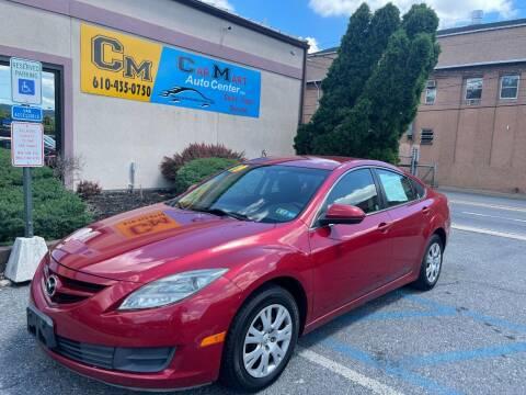 2009 Mazda MAZDA6 for sale at Car Mart Auto Center II, LLC in Allentown PA