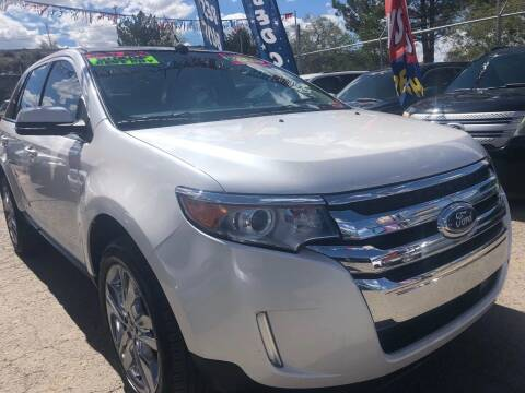 2014 Ford Edge for sale at Duke City Auto LLC in Gallup NM