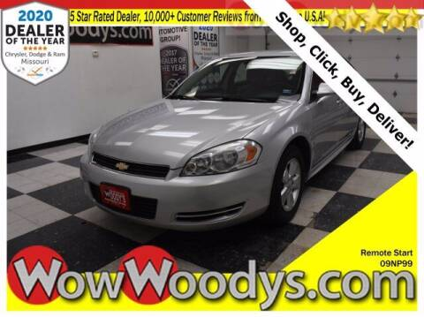 2009 Chevrolet Impala for sale at WOODY'S AUTOMOTIVE GROUP in Chillicothe MO