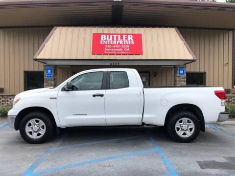 2012 Toyota Tundra for sale at Butler Enterprises in Savannah GA