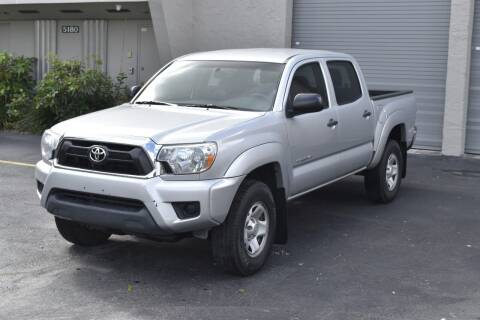 2013 Toyota Tacoma for sale at Ven-Usa Autosales Inc in Miami FL