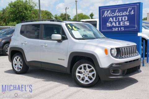 2016 Jeep Renegade for sale at Michael's Auto Sales Corp in Hollywood FL