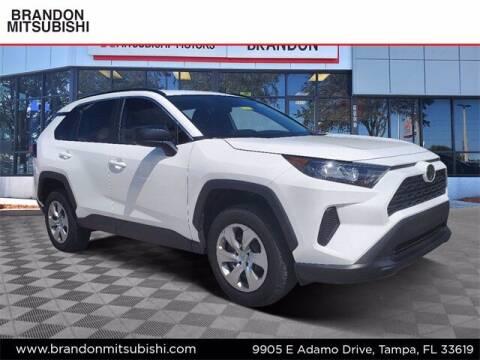 2021 Toyota RAV4 for sale at Brandon Mitsubishi in Tampa FL