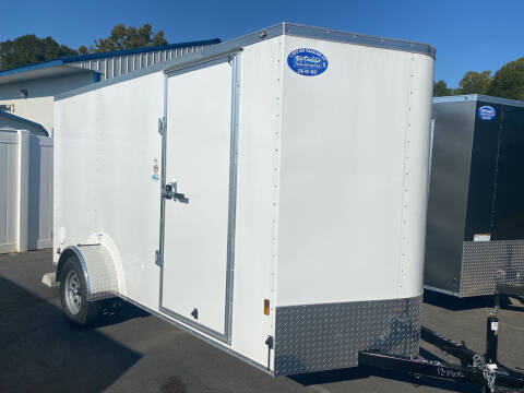 2021 Forest Rive 6x12 for sale at Big Daddy's Trailer Sales in Winston Salem NC