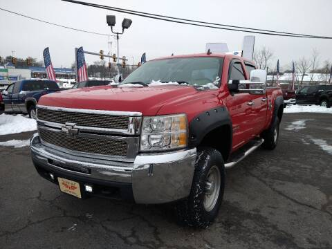 2009 Chevrolet Silverado 2500HD for sale at P J McCafferty Inc in Langhorne PA