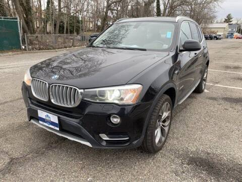 2017 BMW X3 for sale at NYC Motorcars in Freeport NY