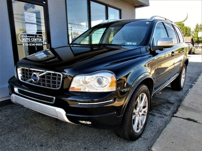 2013 Volvo XC90 for sale at New Concept Auto Exchange in Glenolden PA