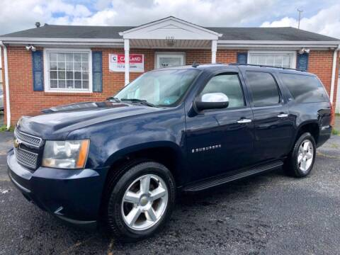 2007 Chevrolet Suburban for sale at Carland Auto Sales INC. in Portsmouth VA