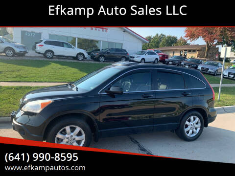2008 Honda CR-V for sale at Efkamp Auto Sales LLC in Des Moines IA