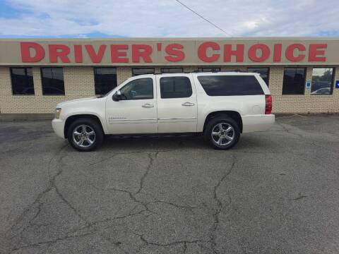2011 Chevrolet Suburban for sale at Driver's Choice Sherman in Sherman TX