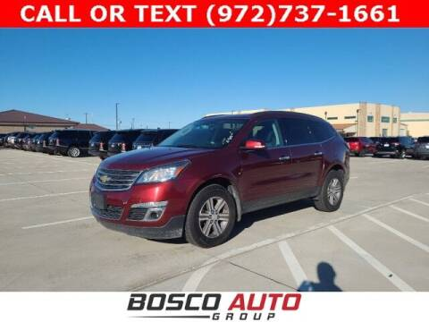 2017 Chevrolet Traverse for sale at Bosco Auto Group in Flower Mound TX