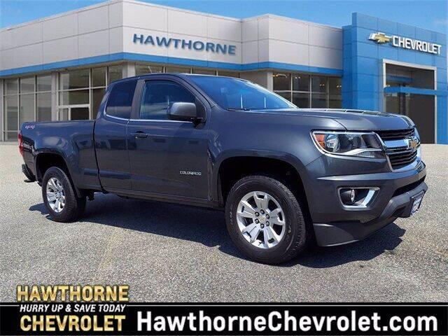 2017 Chevrolet Colorado for sale in Hawthorne, NJ