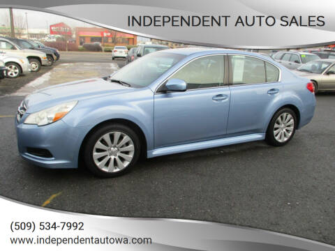 2010 Subaru Legacy for sale at Independent Auto Sales in Spokane Valley WA