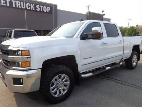 2018 Chevrolet Silverado 3500HD for sale at State Street Truck Stop in Sandy UT