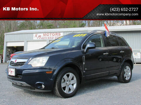 2008 Saturn Vue for sale at KB Motors Inc. in Bristol VA