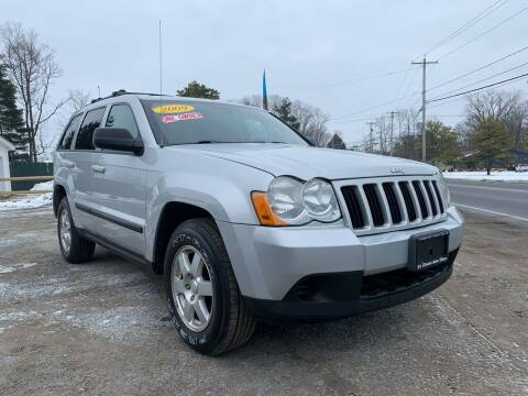 2009 Jeep Grand Cherokee for sale at E's Wheels Auto Sales in Hudson Falls NY