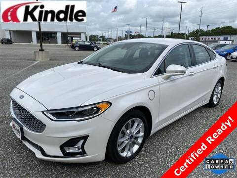 2019 Ford Fusion Energi for sale at Kindle Auto Plaza in Cape May Court House NJ