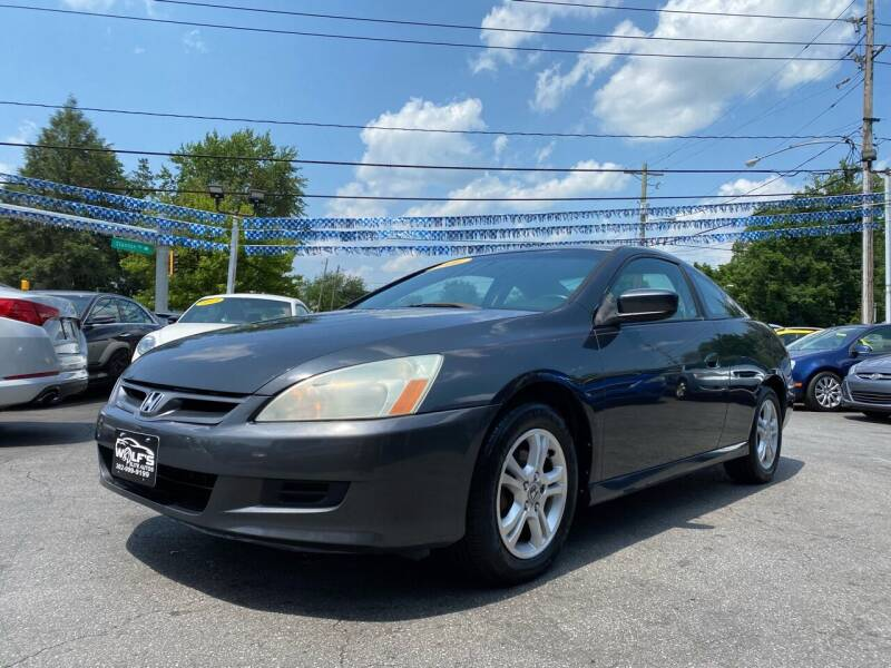 2006 Honda Accord for sale at WOLF'S ELITE AUTOS in Wilmington DE