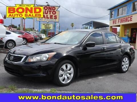 2009 Honda Accord for sale at Bond Auto Sales in Saint Petersburg FL
