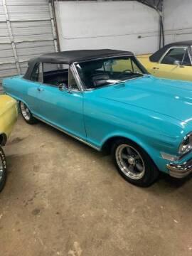1963 Chevrolet Nova for sale at Classic Car Deals in Cadillac MI