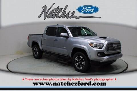 2017 Toyota Tacoma for sale at Auto Group South - Natchez Ford Lincoln in Natchez MS
