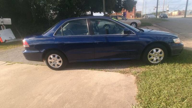 2002 Honda Accord for sale at IMPORT MOTORSPORTS in Hickory NC