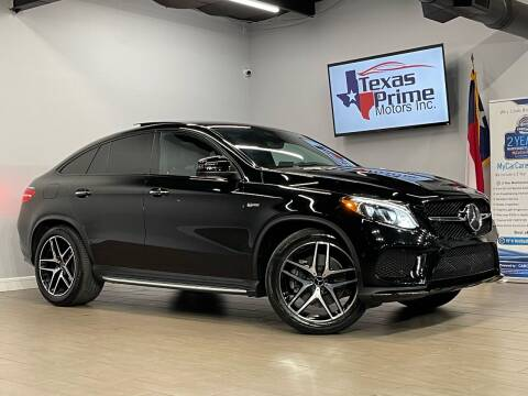2019 Mercedes-Benz GLE for sale at Texas Prime Motors in Houston TX