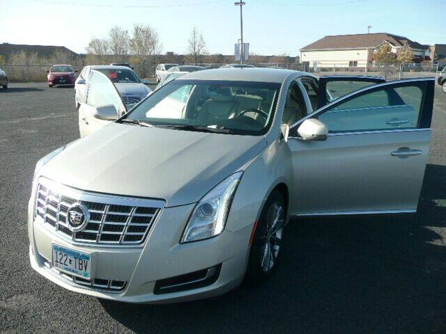 2013 Cadillac XTS for sale at Prospect Auto Sales in Osseo MN