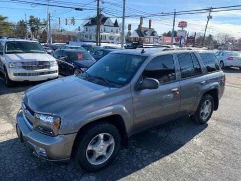 2009 Chevrolet TrailBlazer for sale at Masic Motors, Inc. in Harrisburg PA