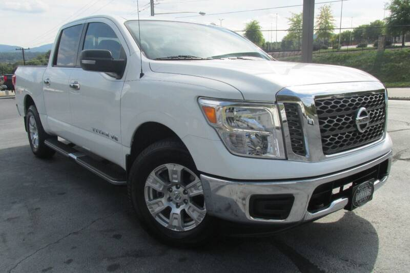 2018 Nissan Titan for sale at Tilleys Auto Sales in Wilkesboro NC