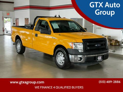 2013 Ford F-150 for sale at UNCARRO in West Chester OH