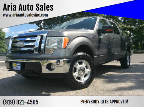 2009 Ford F-150 for sale at ARIA  AUTO  SALES in Raleigh NC
