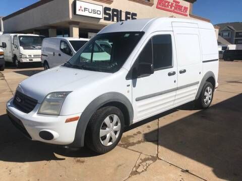 2010 Ford Transit Connect for sale at TRUCK N TRAILER in Oklahoma City OK