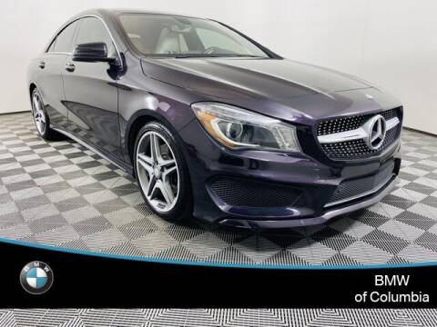 2014 Mercedes-Benz CLA for sale at Preowned of Columbia in Columbia MO