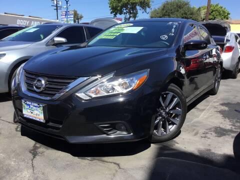 2016 Nissan Altima for sale at LA PLAYITA AUTO SALES INC in South Gate CA