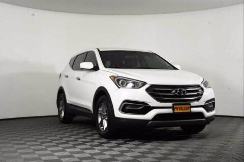 2017 Hyundai Santa Fe Sport for sale at Washington Auto Credit in Puyallup WA