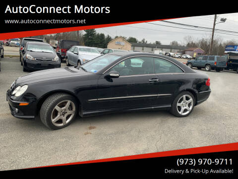 2006 Mercedes-Benz CLK for sale at AutoConnect Motors in Kenvil NJ