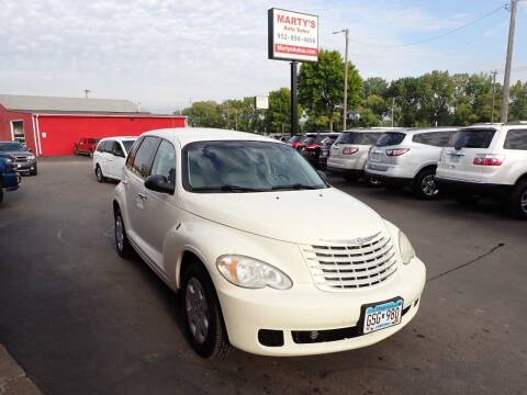 2007 Chrysler PT Cruiser for sale at Marty's Auto Sales in Savage MN